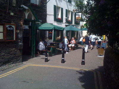 Stags Head Bowness
